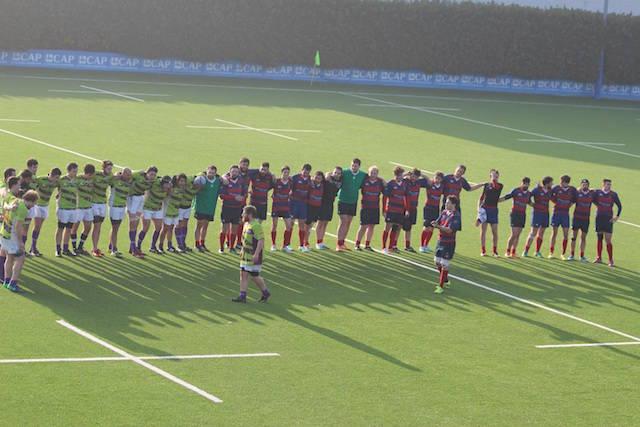 Rugby: Cadetti Parabiago - Valcuvia 46-15
