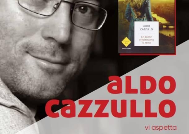 Aldo Cazzullo a Busto Arsizio