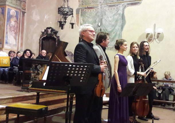 FILOSOFARTI IN MUSICA: VIRTUOSISMI BAROCCHI IN SAN PIETRO