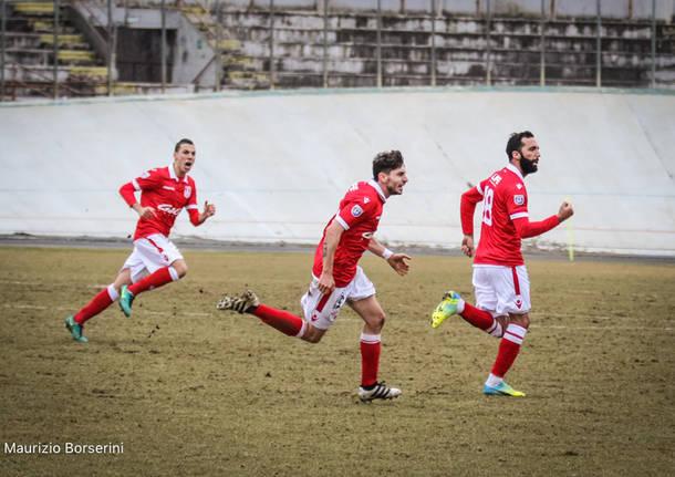 Varese - Bra 2-2