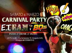 Carnival Party 80\'s