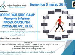 NORDIC WALKING CAMP