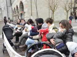 #Ovunquelodesideri, tutta Italia per l'allattamento al seno