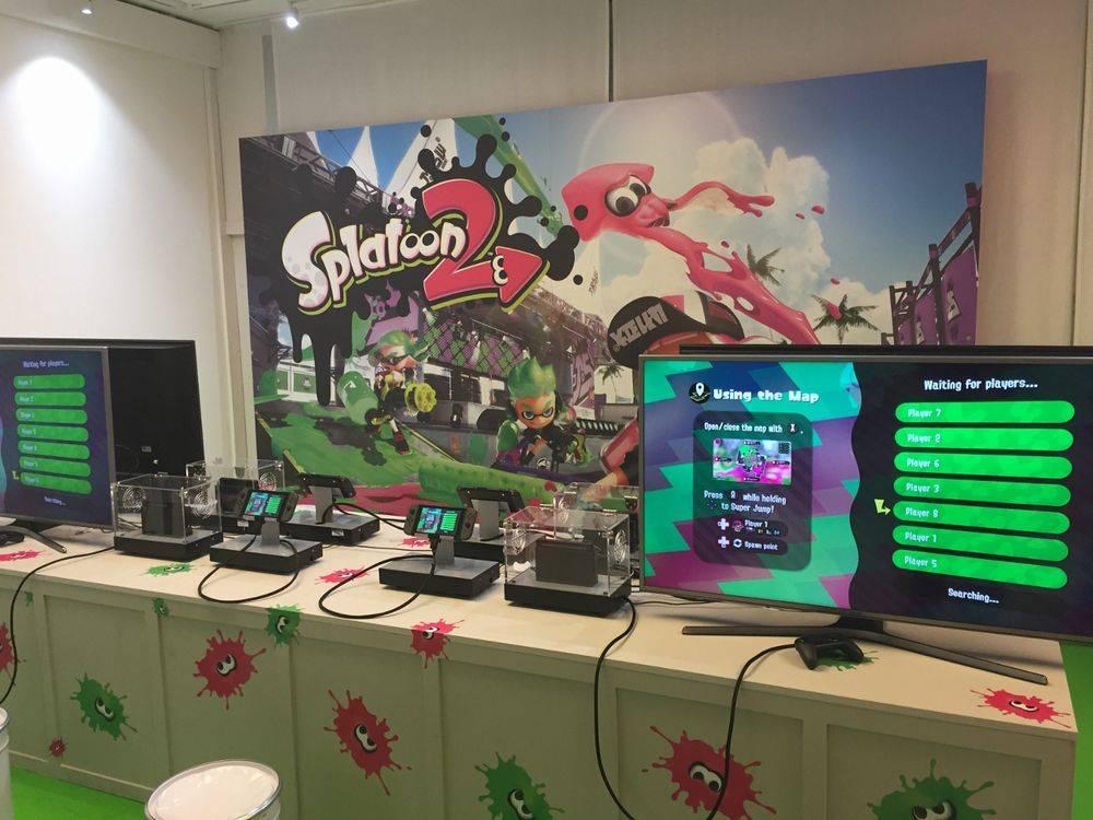 La prova di Nintendo Switch
