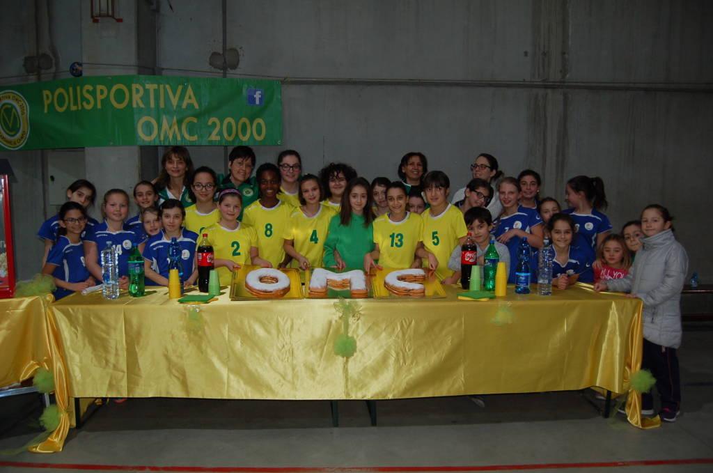 terzo tempo polisportiva OMC2000 Cardano al Campo  VA