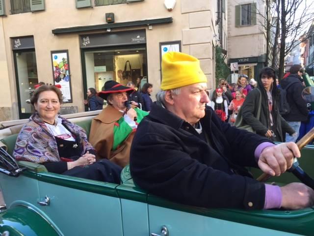 Carnevale Bosino 2017