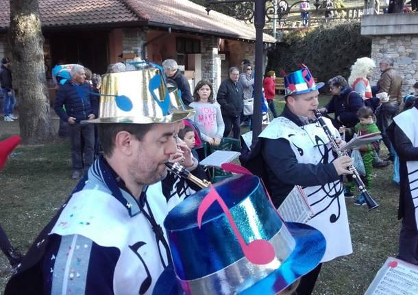 Carnevale a Cuvio e Cuveglio