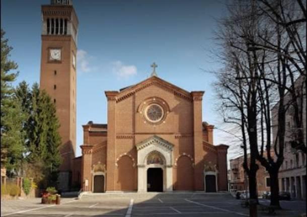 chiesa san giulio castellanza