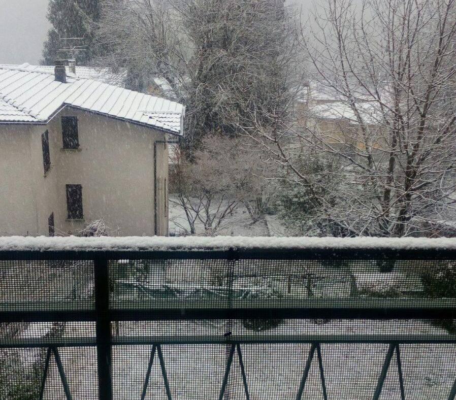 Domenica con la neve dei lettori