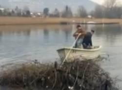 fascine pesca ceresio