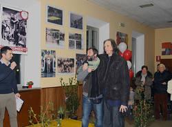 Festa al circolo di Casbeno per Ilacqua e Chiaravalli
