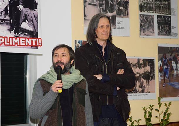 Al Circolo festa per Fabio Ilacqua e Luca Chiaravalli
