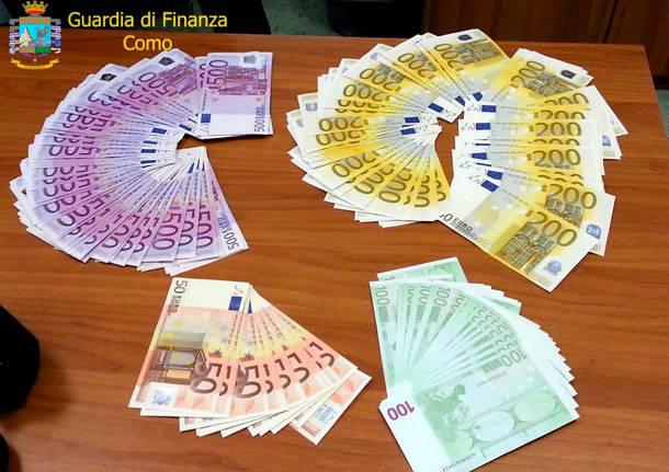 Guardia di Finanza - Contrabbando oro Italia Svizzera