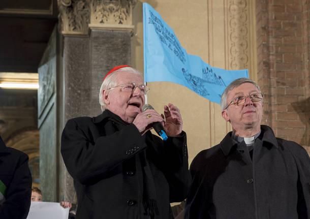 Il Cardinale Scola a Legnano