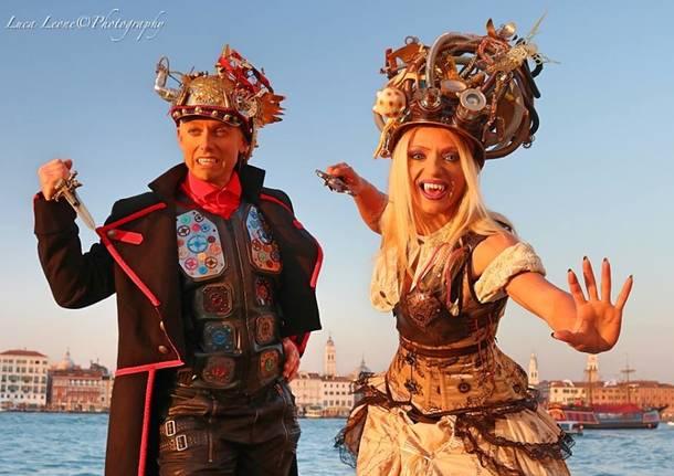 Il carnevale di Venezia (secondo Luca Leone)