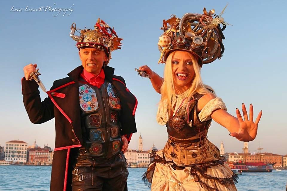 Il carnevale di Venezia (secondo Luca Leoni)