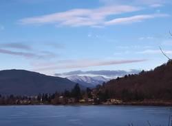 Il disgelo del lago di Ghirla