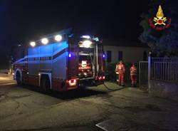 incendio Casciano Morosolo donna morta