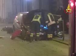 incidente cassano magnago