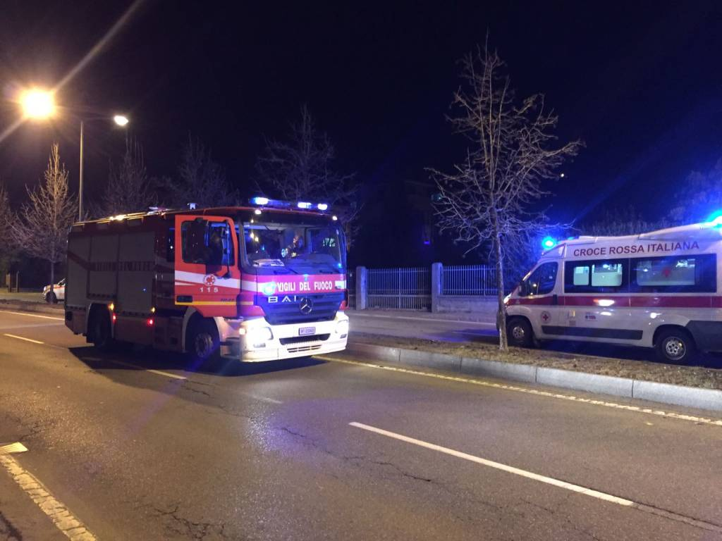 Incidente in viale Europa
