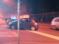 Incidente stazione Gallarate