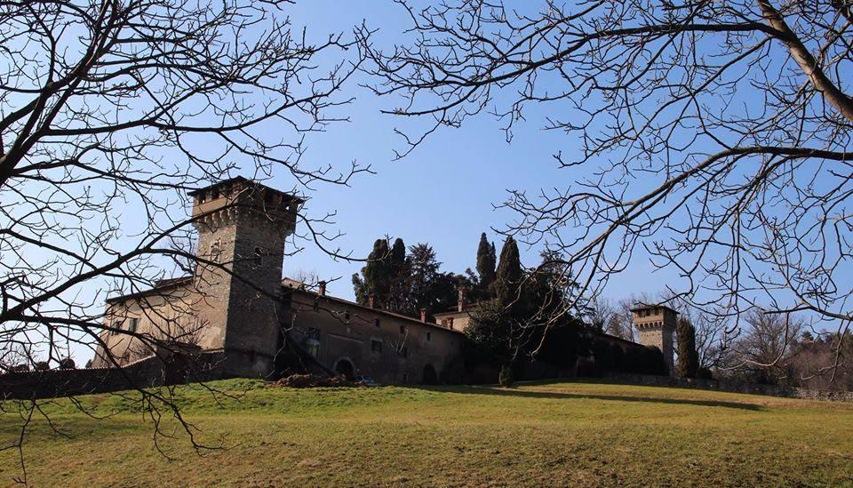 Induno Olona, il castello di Frascarolo - foto di Maria Desogos