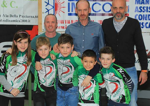 ju green gorla minore ciclismo mountain bike 2017
