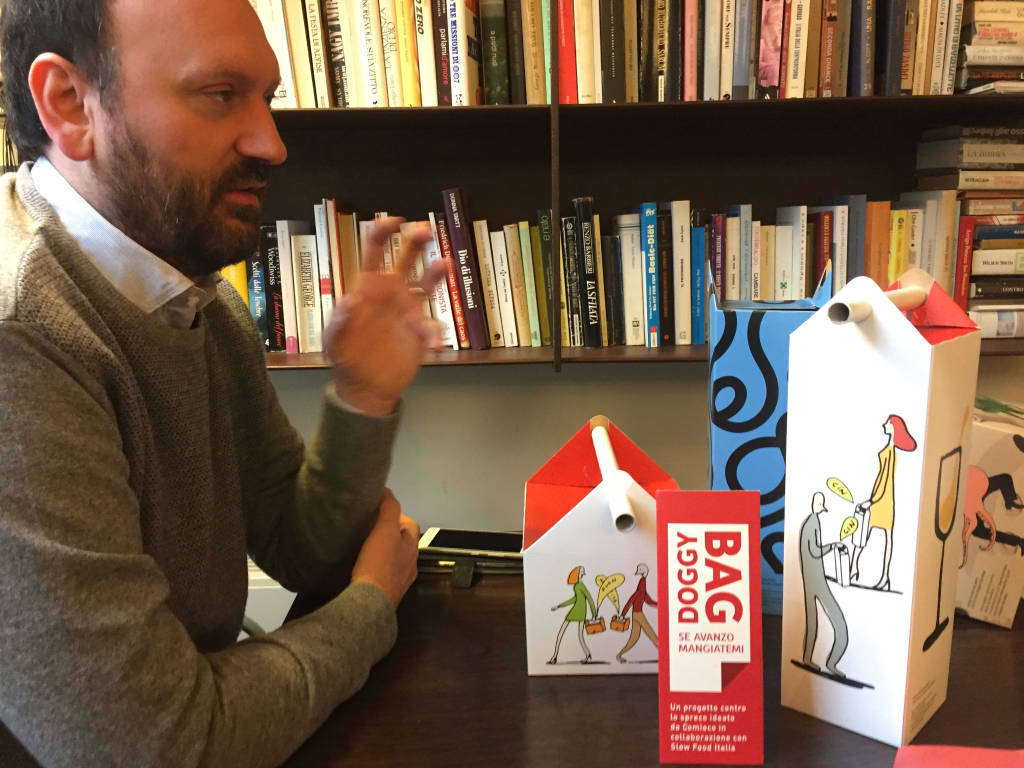 La family bag arriva a Varese