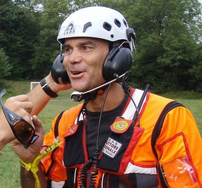 la scomparsa dell'alpinista Giovanni Ambrosetti