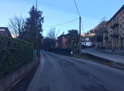 Lavori Via Luino, Laveno Mombello