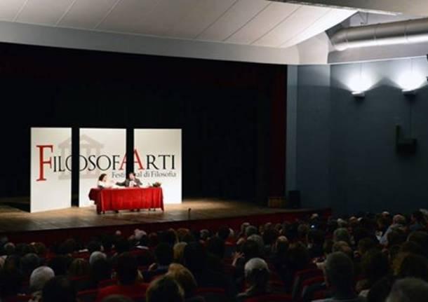 Luca Mercalli Filosofarti 2017