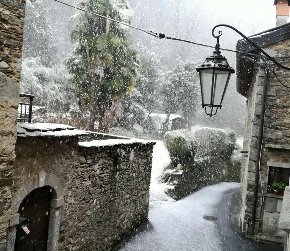 Nevicata del 10 febbraio 2017