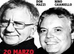 Nino Caianiello don Antonio Mazzi serata