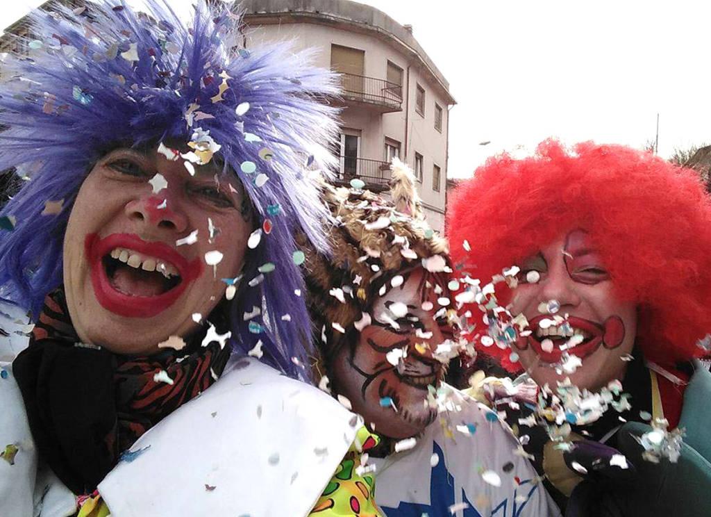 Porto Ceresio - Carnevale 2017 - foto Dina Rebeschi