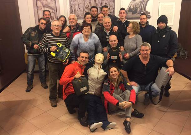 Saltrio - Protezione civile