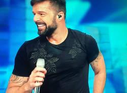 Sanremo 2017: Ricky Martin fa ballare l'ariston