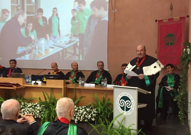 L'Università dell'Insubria apre il suo XIX anno accademico