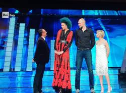 Valentina Diouf una spanna sopra i condittori di Sanremo