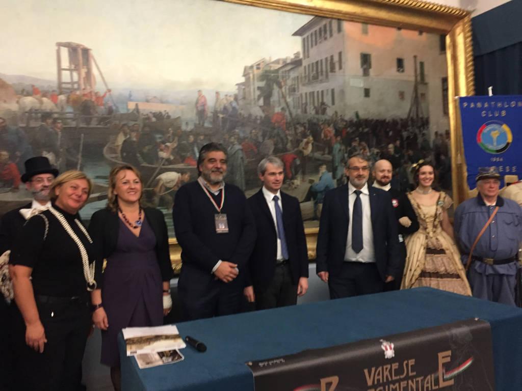 Varese torna al Risorgimento
