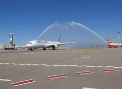 Air France KLM torna a Malpensa