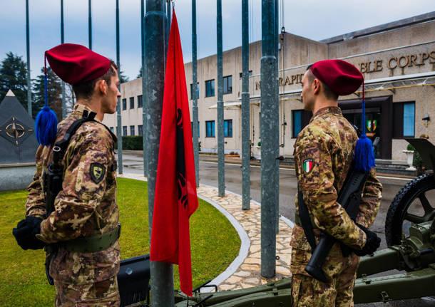 albania nato caserma ugo mara