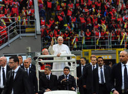 Arrivederci Papa Francesco
