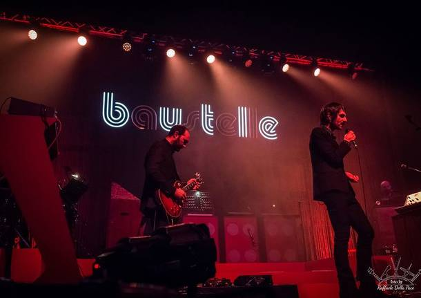Baustelle in concerto a Varese