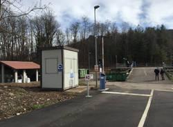 Bisuschio - Nuova piazzola ecologica