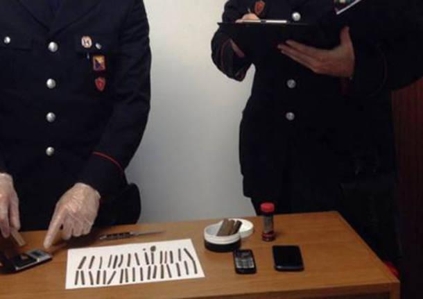 carabinieri droga hashish