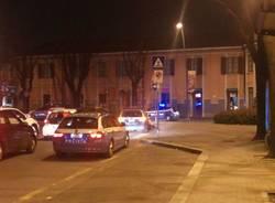 Controlli notturni e diurni della polizia di stato a Tradate e Saronno