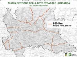 Nuova rete stradale regionale