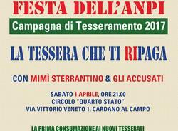 FESTA D'APRILE CON ANPI | MIMI STERRANTINO & GLI ACCUSATI ★