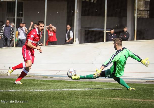 Varese – Pro Settimo 0-0