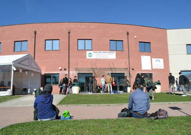 L\'Open Day dell\'Insubria